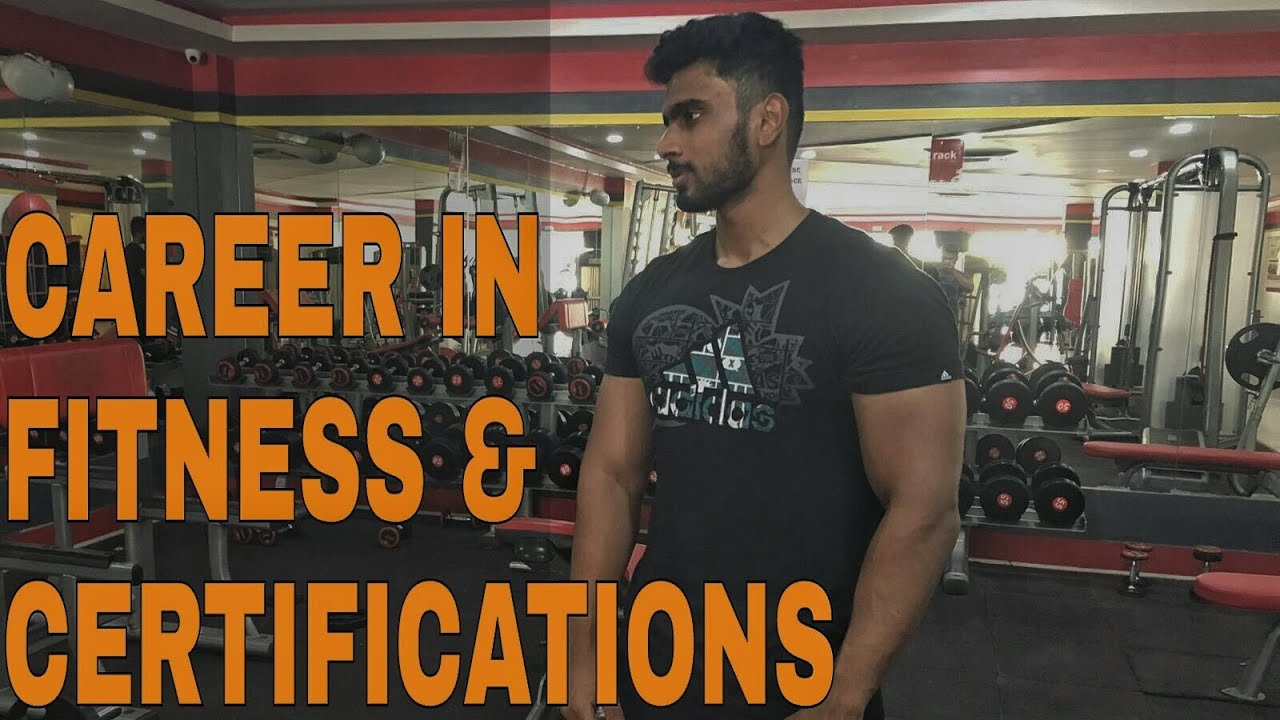 fitness certifications career in fitness i for ns
