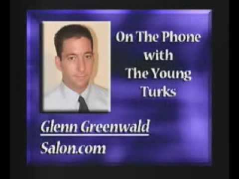 Glenn Greenwald on Obama, The Constitution & Trials