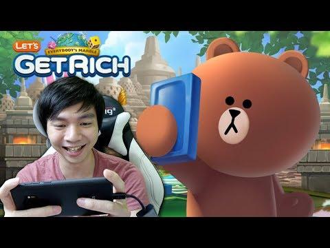 Masih Seru Nich Game - Line Get Rich - Indonesia