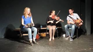 Caitlín Níc Gabham, Concertina and feet - Craiceann 2013 video notes