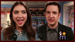 The Feeny Call w/ GIRL MEETS WORLD Cast & The Cory Matthews Call