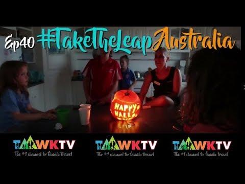 Ep40 Fun Family Fun! Whitsundays Airlie Beach Australia Travel Family TaawkTV