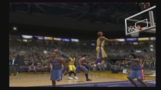 NBA Live 2003 - The Return of Super Kobe - NBA Finals Pistons vs Lakers