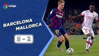 Barcelona - Mallorca   LaLiga 07.12.2019