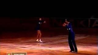 Legends of Soviet figure skating: Marina Cherkasova and Sergey Shakhray