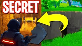 *SECRET* SEASON 3 MAP LOCATION w/ CHEST!! ( Fortnite New Update )