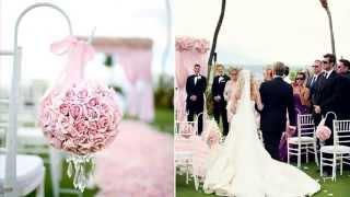 Оформление свадьбы. Флористика на свадьбу