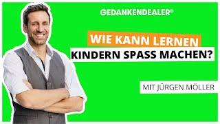 Kindern Den Spass Am Lernen Zeigen Lernmethoden Einfluss Des Schulsystems Talk Jurgen Moller Youtube