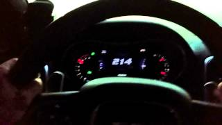 Jeep srt8 2015 top speed test(Testing the neep srt8 from 0 to topspeed keeping in mind there was a strong head wind. Sorry video is shakey as friend was holding camera., 2015-04-18T17:52:32.000Z)