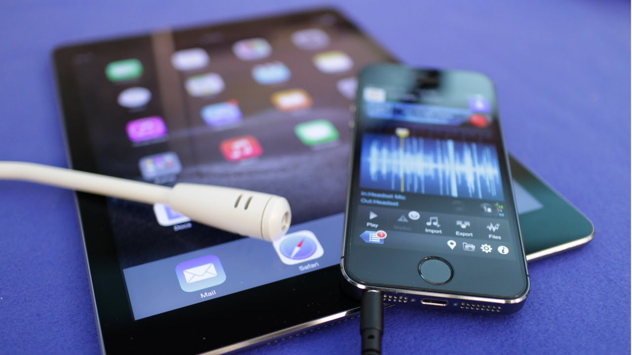 external microphone for iphone how to use an external mic or microphone on your iphone or 1805