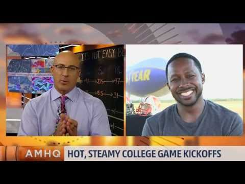 Desmond Howard talks College Gameday with Jim