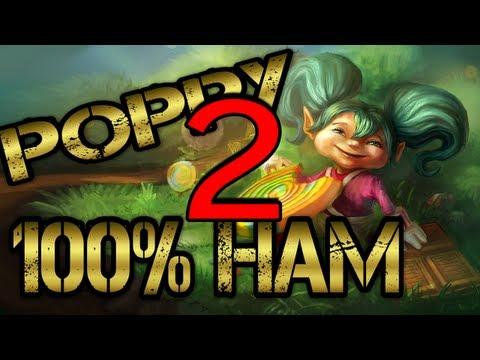 POPPY 100% HAM 2 - LOLLIPOPPY