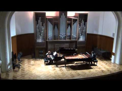 Reger Variations and Fugue on Beethoven's Theme, op.86