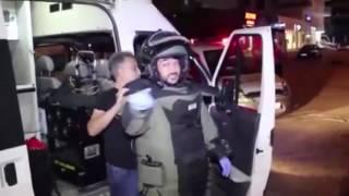 Adana'da Bomba imha Uzmanına Atarlanmak