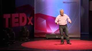 Ανακαλύπτοντας τον ερωτικό άνθρωπο : Δημήτρης Καραγιάννης at TEDxAcademy
