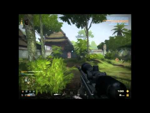 Battlefield Play4Free-Test de la nouvelle map MYANMAR