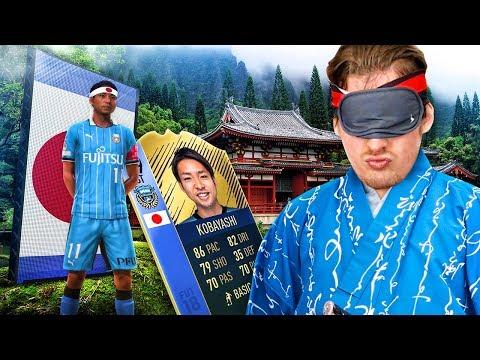 PLAYER OF THE YEAR KOBAYASHI?! THE KAWASAKI HERO! THE BEST JAPANESE SQUAD! FIFA 18 Ultimate Team