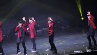 [FANCAM] 161105 INFINITE 인피니트 - Nothing