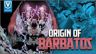 Origin Of Barbatos! (The Bat God)