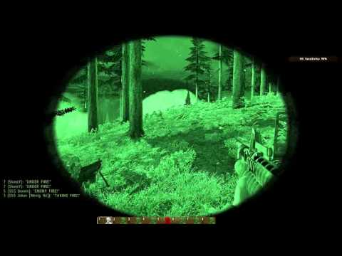 BTR-90 has fun in Arma 2