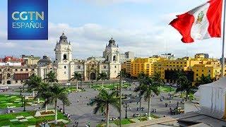 Perú y China estrechan sus relaciones bilaterales