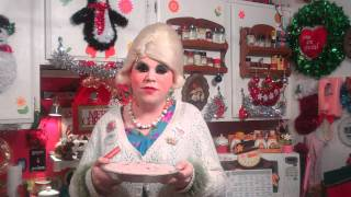 Frozen Peanut Butter And Jelly Pie : Trailer Park Christmas Day 6