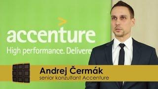 Spoznaj absolventa: Andrej Čermák (Accenture)