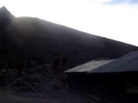 Trekking Mount Kenya To Point Lenana Glaciers and Austrian Hut. YHA Kenya Travel
