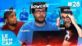 Devenez une Star avec le diplôme d'influenceur ! | Le RéCAP #28