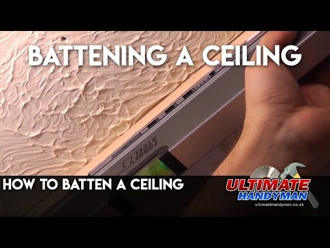 how-to-batten-a-ceiling