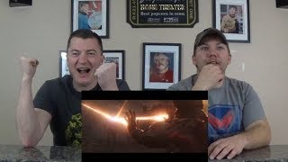 Avengers: Infinity War Trailer (Godzilla: King of the Monsters Style) REACTION!!!
