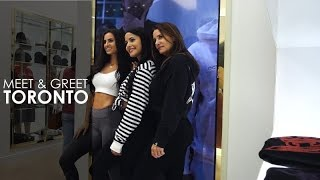 Fan Meet And Greet In Toronto at OVO Store! | Katya Elise Henry