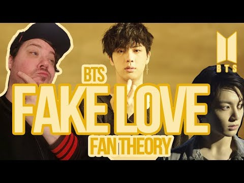 BTS 'Fake Love' Fan Theory and the BTS Fictional Universe