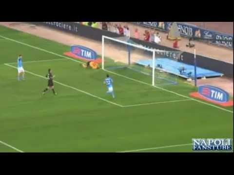 Napoli-Milan 3-1 Piccinini Ampia Sintesi - 18-09-2011