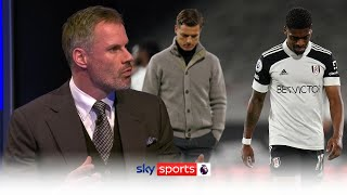 What went wrong for Fulham this season? | Neville & Carragher debate Fulham's PL difficulties