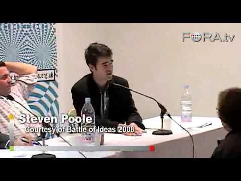 Learning Jargonese - Steven Poole - 'Intelligent Design' is dishonest jargon