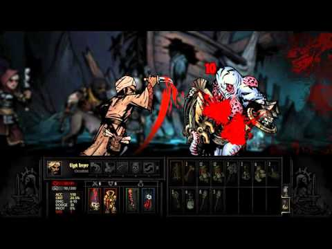 -78- Let's Play Darkest Dungeon [Mostly Silent XD]