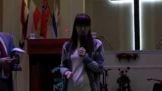 Анастасия Ткаченко - Свидетельство Божьей славы: Исцеление от эпилепсии, кисты и гепатита.(Это видео создано с помощью видеоредактора YouTube (http://www.youtube.com/editor), 2015-03-09T00:10:13.000Z)