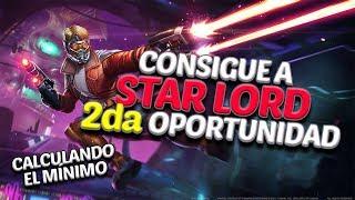Consigue a Star Lord | Segunda Oportunidad, Calculando el mínimo - MCOC