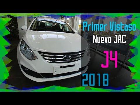 Jac J4 Primer vistazo en México / Diesellg