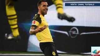 Borussia Dortmund derrota 3-2 al Bayern Munich y se afianza en el liderato de la Bundesliga