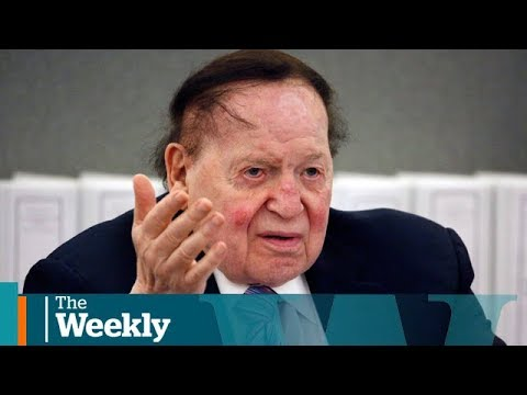 Republican mega-donor Sheldon Adelson's ties to Stephen Harper