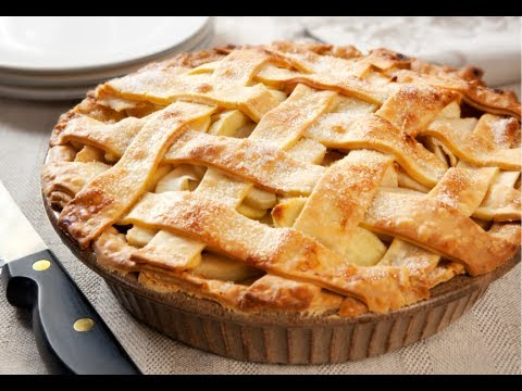 How To Make Apple Pie Apple Pie Recipe Easy Youtube