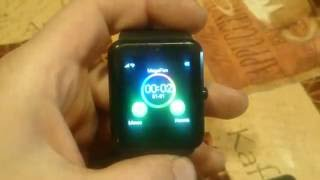 problem whith smart watch gt 08