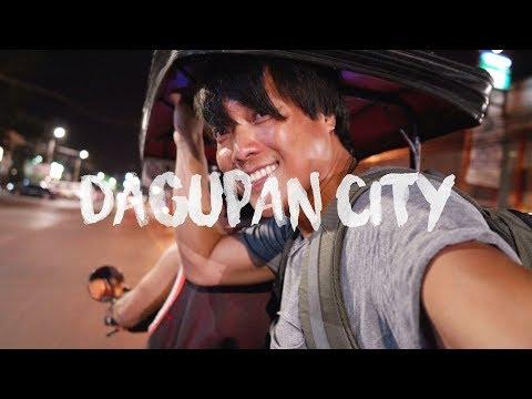 Philippines Vlog Ep02: Eating Balut & Halo-Halo in Dagupan City