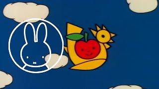 de appel • nijntje de originele serie
