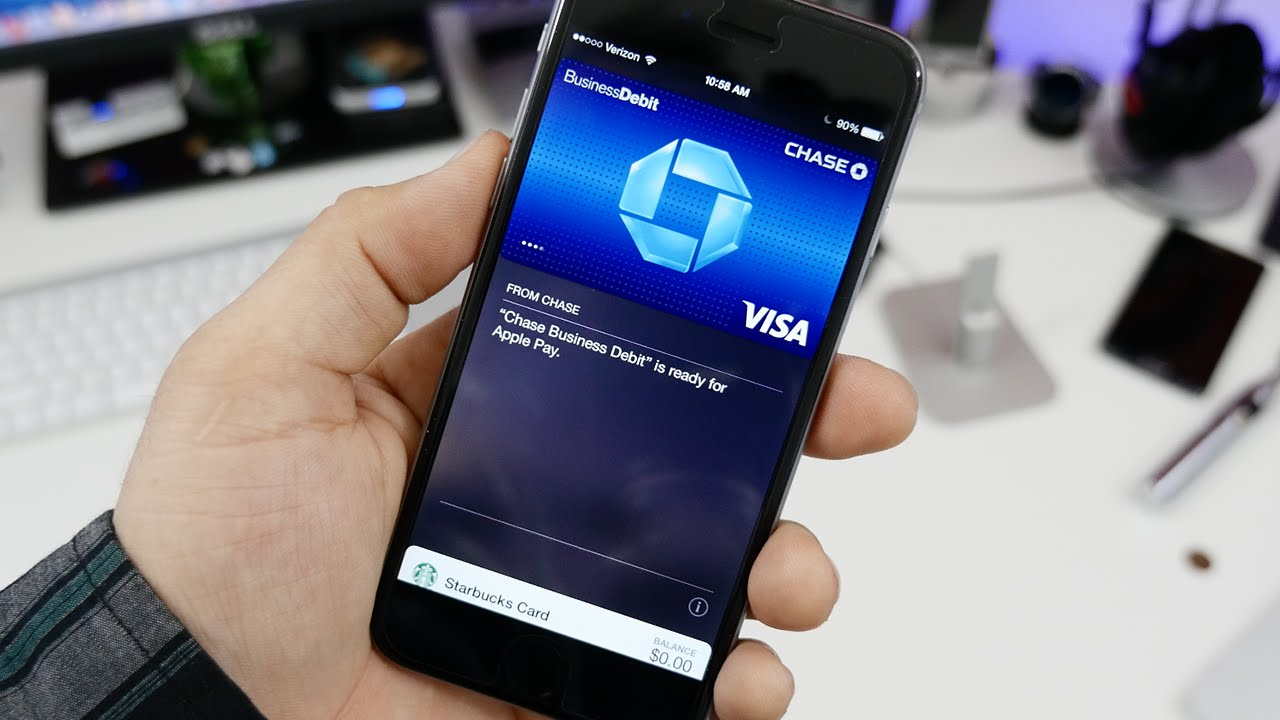 newest 680c2 a6c3b How to set up Apple Pay for iPhone 6 & 6 Plus! (iOS 8.1)