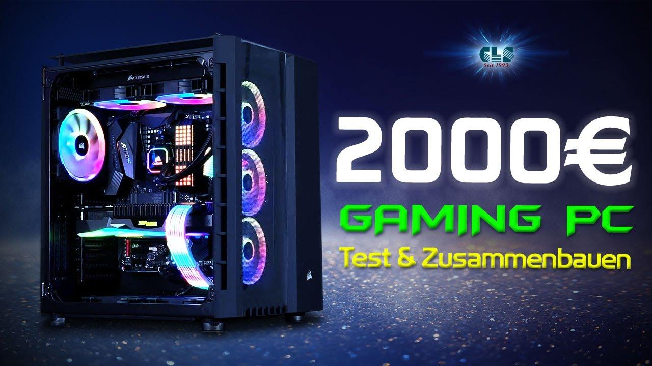 2000€ Euro GAMING PC 2021