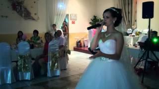 Песня невесты Елены в Астрахани