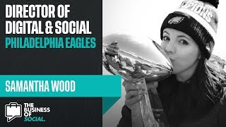 Ep 18: How The Eagles Fully Capitalized On A Super Bowl Winning Season with Samantha Wood